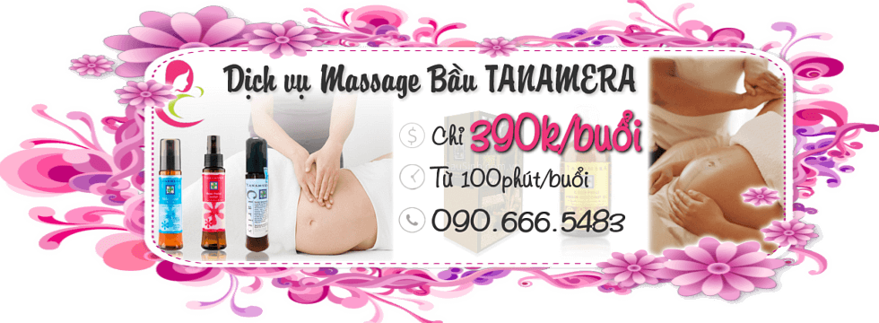 Massage bầu Tanamera